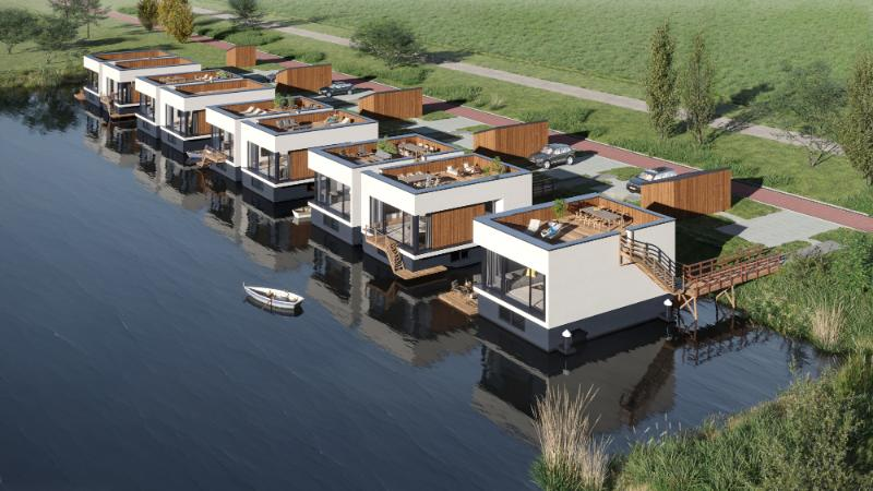 Nieuwbouwprojecten Polderwijk Zeewolde
